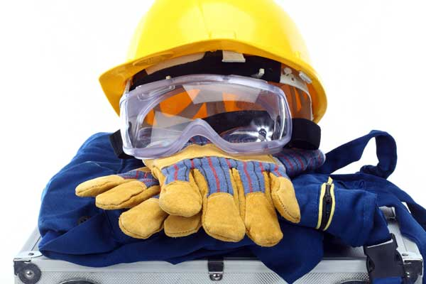 health and safety workwear